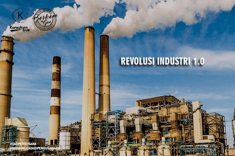 Revolusi Industri 1.0