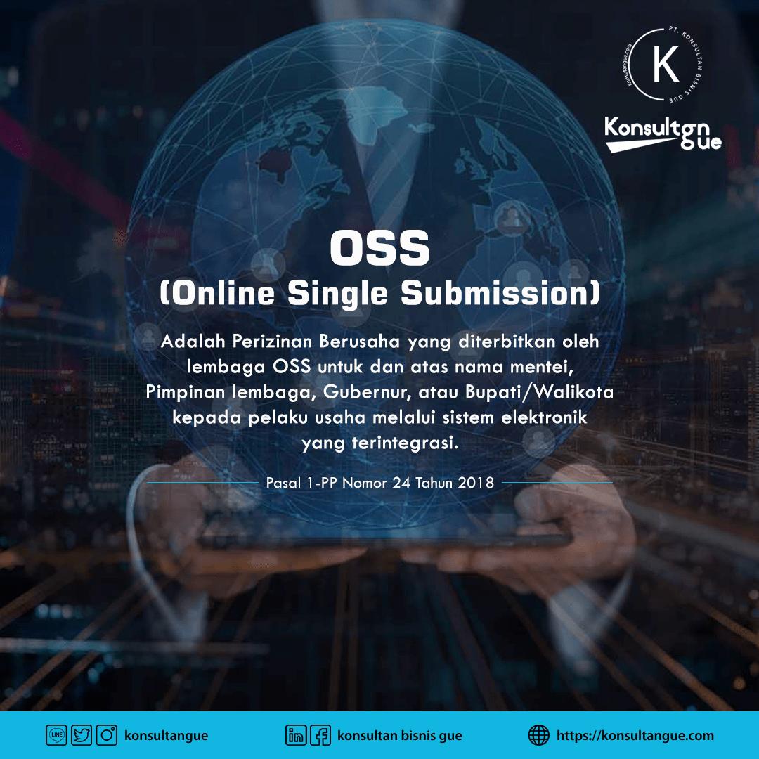 Product Konsultangue - OSS
